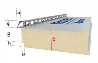 isotec 160 mm
